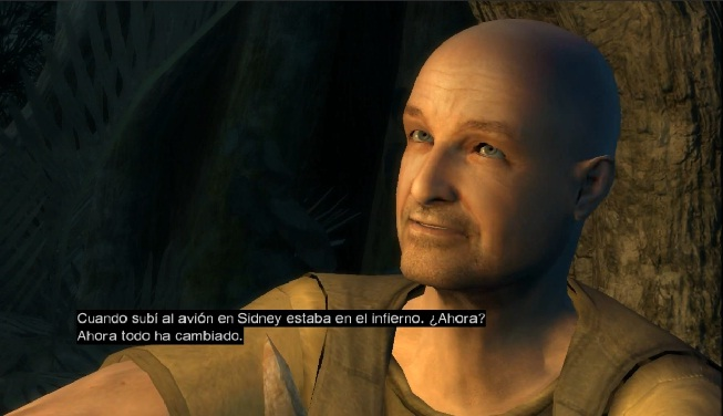 Locke será uno de los personajes con los que más hablaremos.