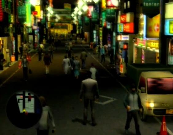 Chicas de pago, bares de copas, recreativas, comida rápida, malotes... cada vez todas las ciudades se parecen más.