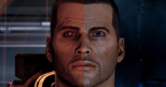 En Mass Effect  no hay un claro Sheppard políticamente correcto ni tampoco su despiadado alter ego; las opciones van más allá.