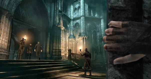 Las primeras imágenes del juego, prometen.