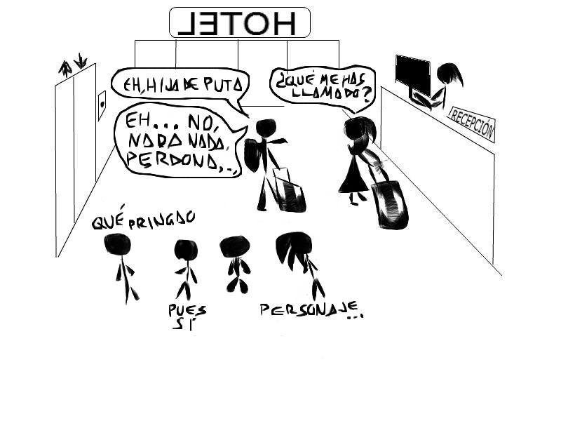 Comic Julio 5